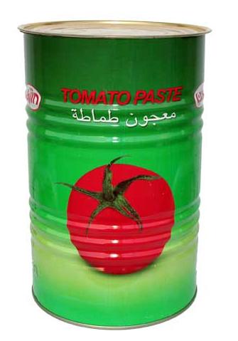 فروش  رب گوجه فرنگی 5 کیلو گرمی روژین