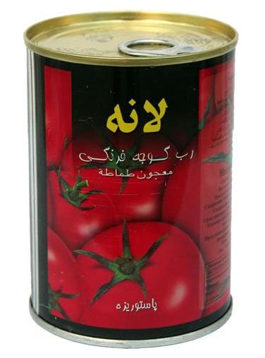 فروش  رب گوجه فرنگی نیم کيلو گرمی لانه