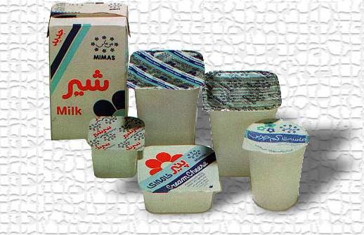 خرید کن شیر و ماست ، پنیر و خامه