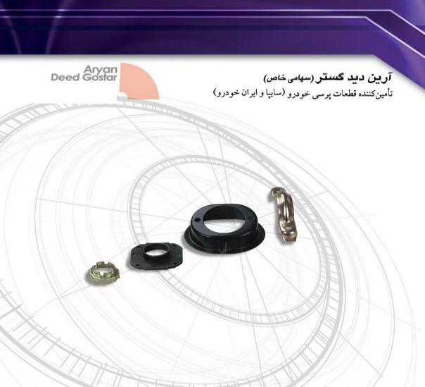 لیست قیمت قطعات ایران خودرو