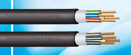 فروش  Inflaxible PVC insulated