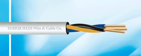 خرید کن Flaxible PVC sheathed cables with out filler
