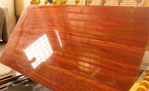 فروش  Travertine Stone- Red