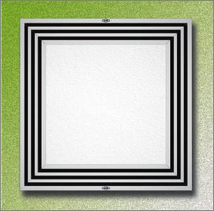 خرید کن دریچه خطی تایلی (4 ضلعی)