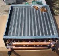 خرید کن مبدلهای حرارتی با سیستم آب گرم و بخار