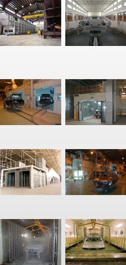 فروش  تجهيزات صنعت خودرو