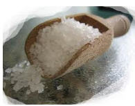 تولید انواع نمک