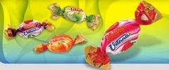 تافی مغز دار میوه ای ویتانا