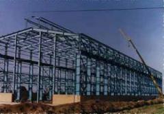 استراكچرها و سازه هاي سنگين فلزي