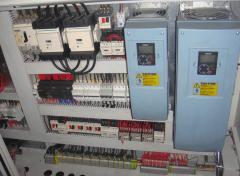 انواع تابلو برق به همراه اینورتر