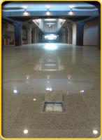 False floor