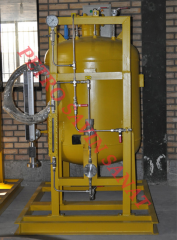 Hydraulic drives volumetric