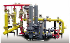 Stabilizers of gas pressure differences