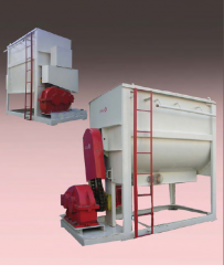 Extruders for animal feed