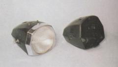 قطعات پلاستيکي چراغ موتورسيکلت