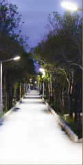 چراغ خیابانی  LED  مدل توچال  ۱۲ وات
