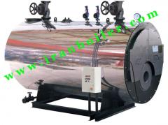 Water heat boilers, industrial