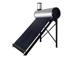 سیستم گرمایش خورشیدی بدون فشار