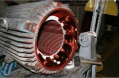 HV LV AC Machines