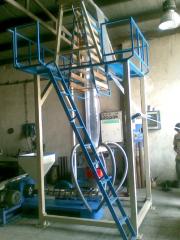 ماشین آلات تولید نایلون و نایلکس