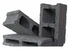 Hollow lightweight aggregate blocks