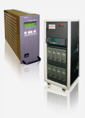 Low capacity switching mode rectifier systems