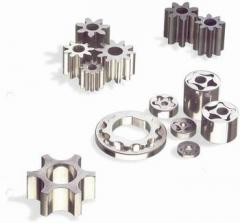 Oil pump parts قطعات اويل پمپ