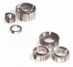 Gear wheel powder metallurgy