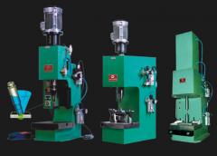 Speed molding machines