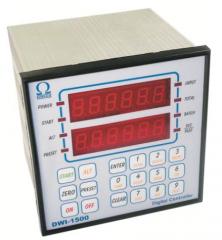 نمایشگر دیجیتالی وزن     مدل  DWI 1500