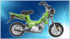 موتور سیکلت همتازگازی سی .پی .ای ۱۲۵