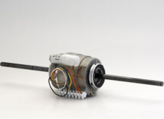 موتور فن کوئل مدل  Double Shaft_FC230 / FC225 /
