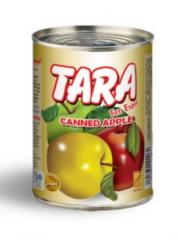 کمپوت سیب تارا