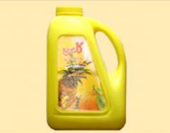 آب پرتقال با طعم آناناس