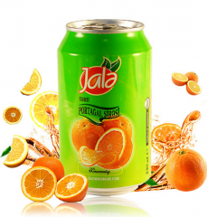 نکتارپرتقال در حالت قوطی