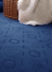 Floor coatings made of kovrolin (kovroli)