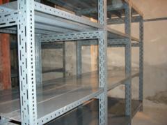 قفسه های نیمه سنگین