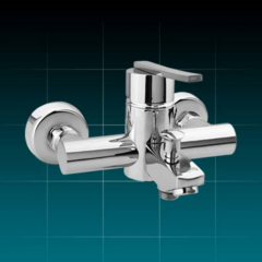 Taps for tie-in plumbing