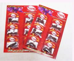 زعفران سرگل در بسته بندی وکیوم باکس