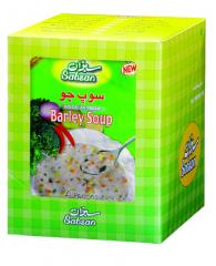 Barley porridge