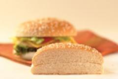 نان همبرگری