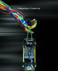پوششهاي پلاستيزول