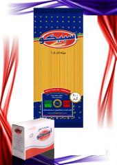 اسپاگتی میله ای ٩٠٠ گرم