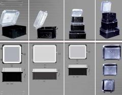 جعبه فیوز پلی کربنات