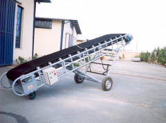 Conveyor brake assembly