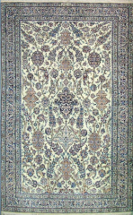 فرش نایین طرح سرتا سری
