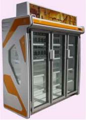 انواع یخچال ایستاده یک طرفه. ای .بی . اس  مدل ٥٠٠١