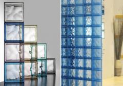 بلوک های شیشه ای