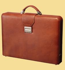 کیف مردانه چرم اداری کد  L6