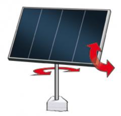 دنبالکننده خورشیدی